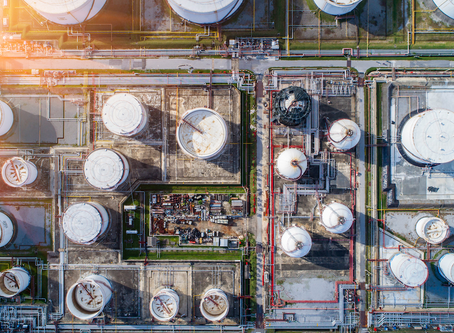 DRONES IN OIL AND GAS - PUSHING THE BOUNDARIES OF AERIAL INSPECTION