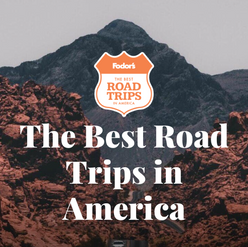 Fodor's Travel: The Best Road Trips in the USA