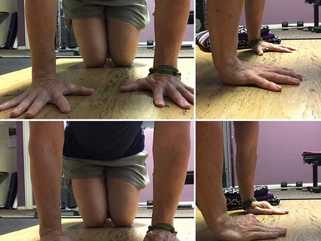 Deconstructing Down Dog Part 9 of 10 Hand Position