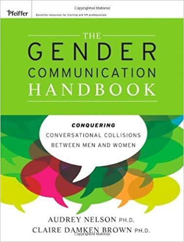 Gender Communication Handbook
