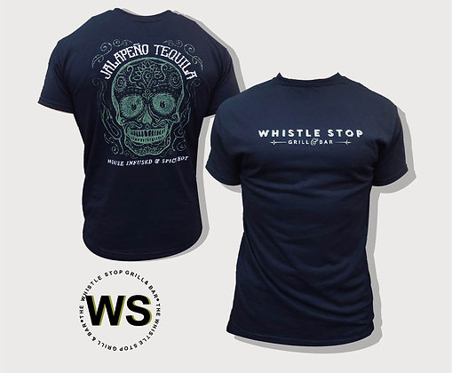 WS Jalapeno Tequila T-shirt