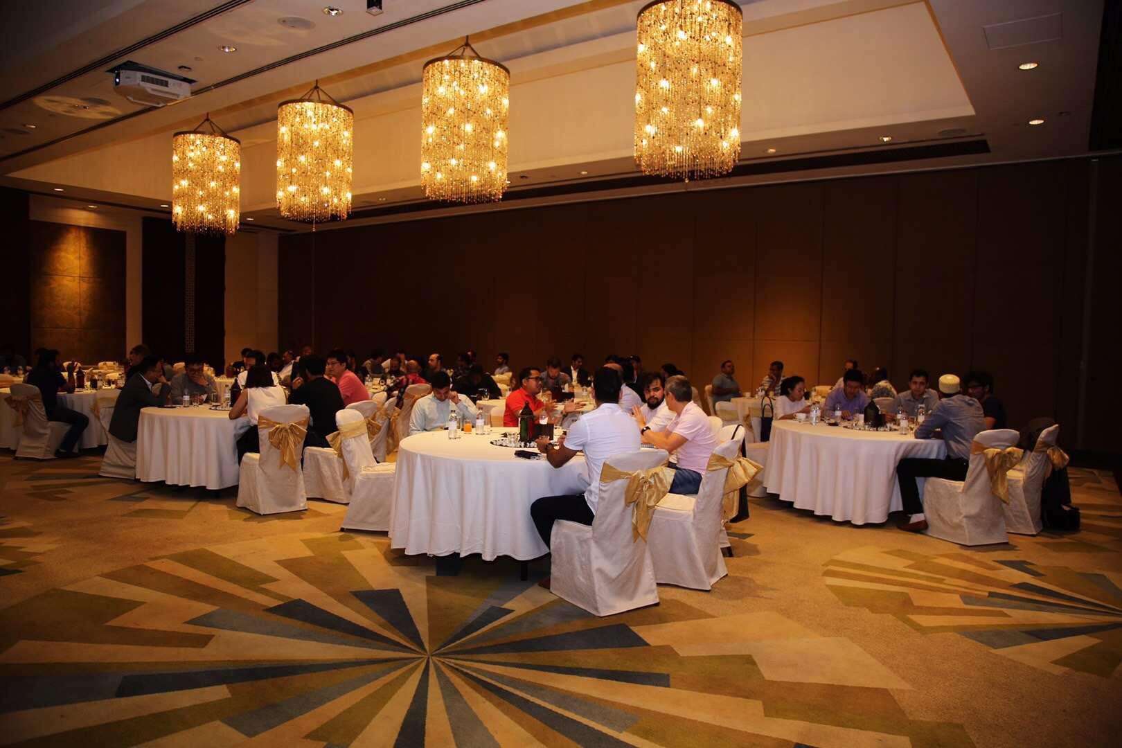 Blockchain project meetup in Dubai