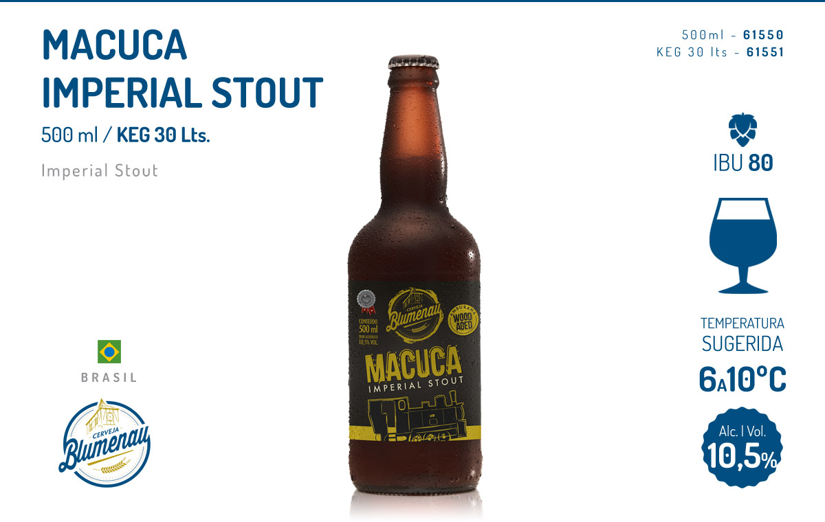 Macuca Imperial Stout
