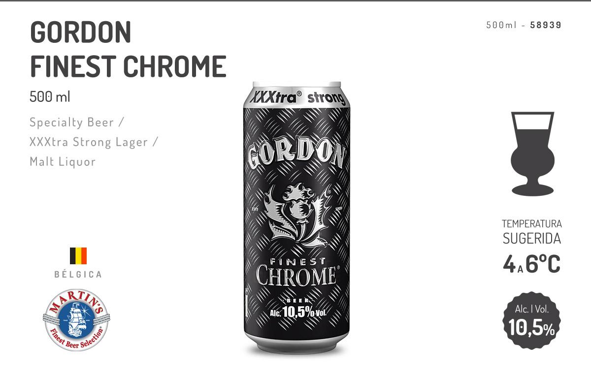Gorson Finest Chrome