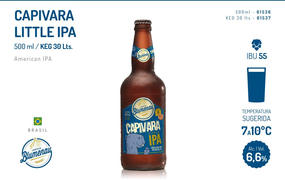 Capivara Little IPA