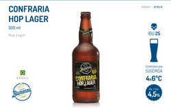 Confraria Hop Lager