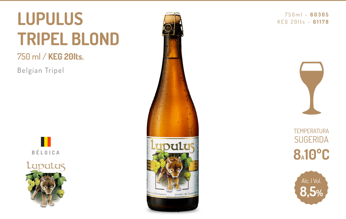 Lupulus Tripel Blond