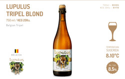 Lupulus Tripel Blond