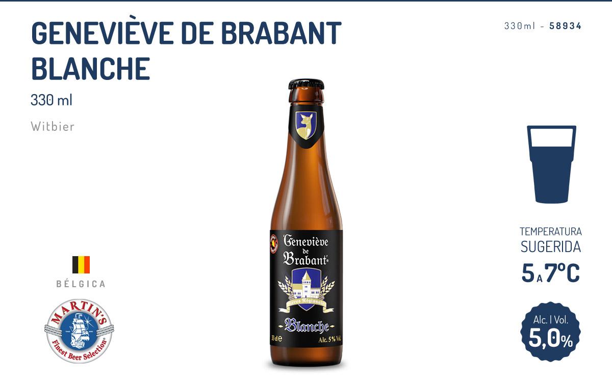 Geneviève de Brabant Blanche