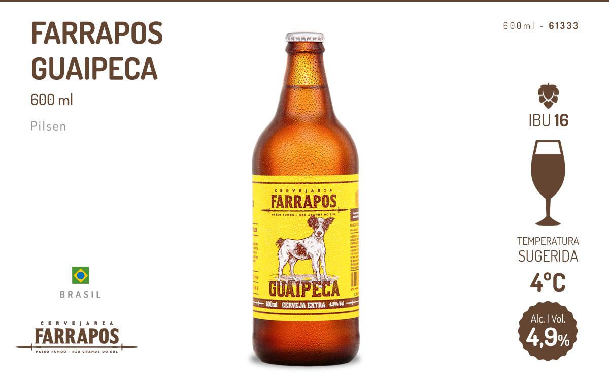 Farrapos Guaipeca