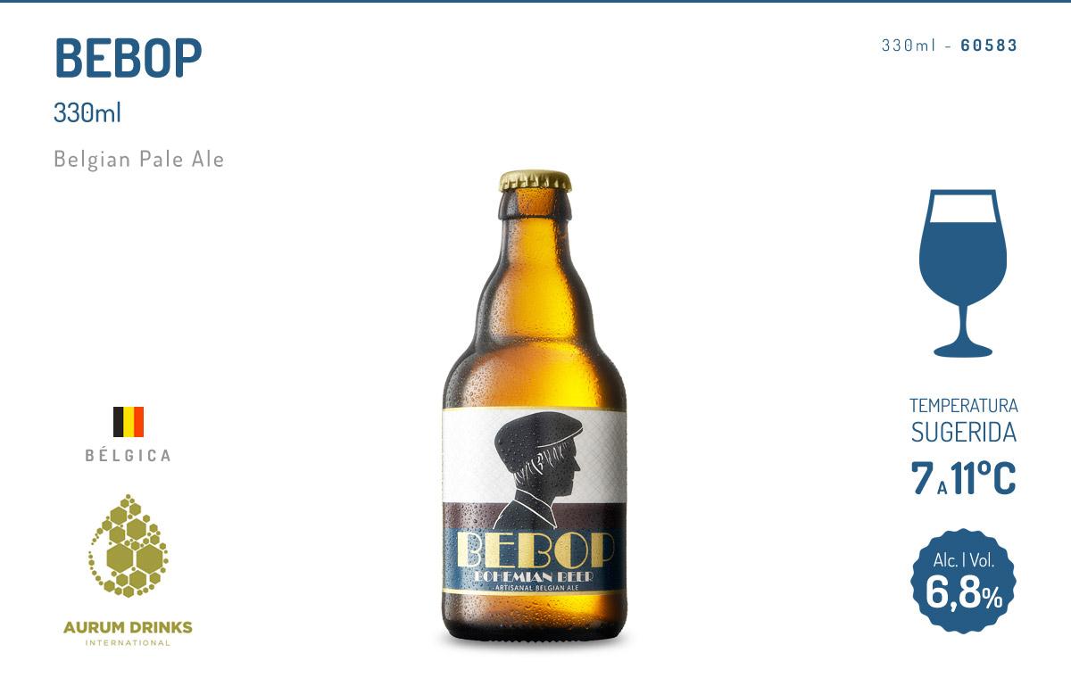 Bebop Bohemian Beer