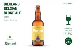 Bierland Belgian Blond Ale
