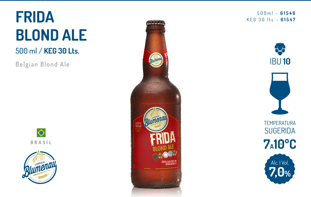 Frida Blond Ale