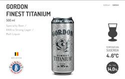 Gordon Finest Titanium