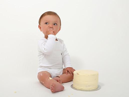 Errol's 1st Birthday
