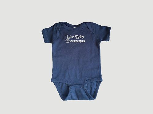 Chautauqua Lake Baby Bodysuit