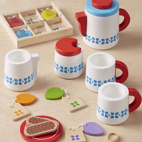 Melissa & Doug : Steep & Serve Tea Set