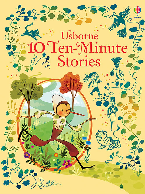 10 Minute Stories- Great Bedtime Book