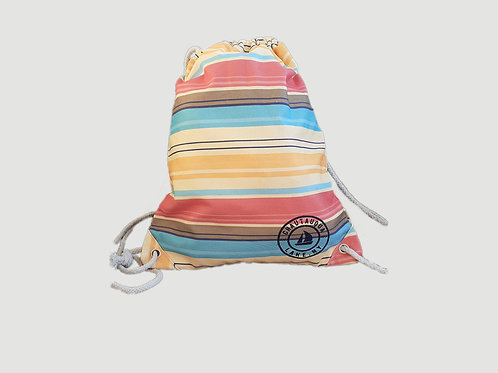 Chautauqua Lake Rainbow Draw String Bag