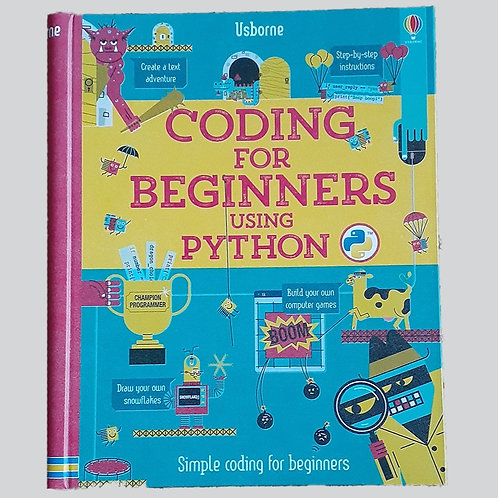 Coding Book for Beginners using Python