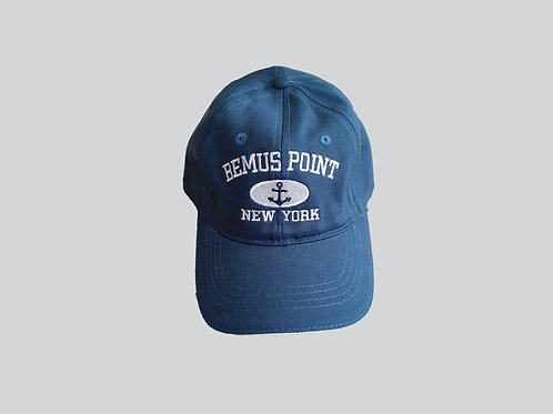 Bemus Point Youth Ball Cap- New York w/ anchor