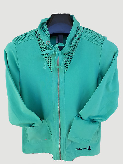 Ladies Chautauqua Lake Zip Jacket