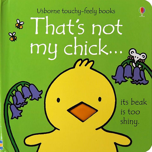 That's Not My.... Board Book- Baby Shower Gift