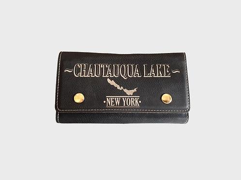 Chautauqua Lake - New York- Card & Dice Set