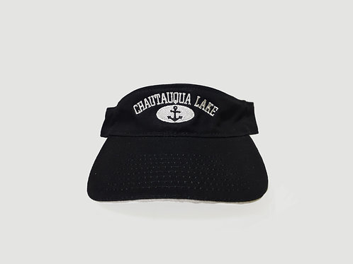 Chautauqua Lake Visor- Anchor Design