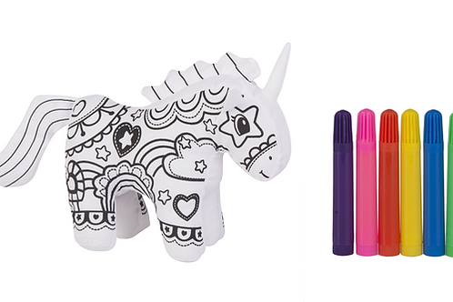 Unicorn Coloring Kit -7pcs. set