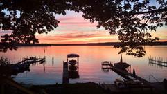 Beautiful CHQ Lake