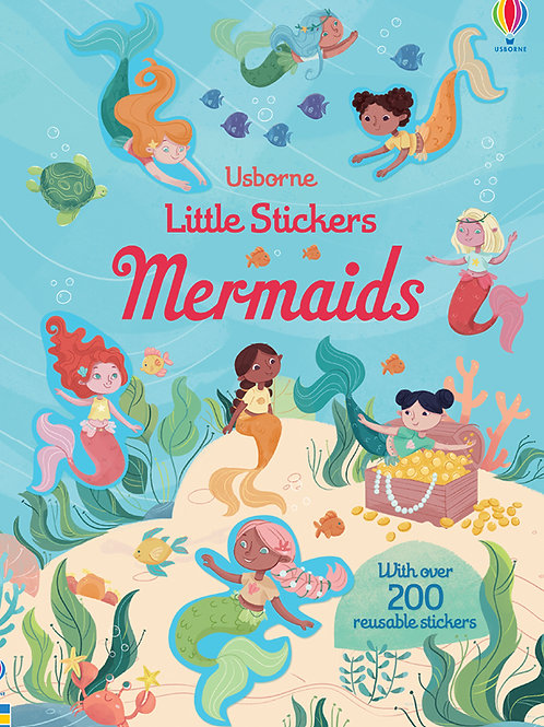 Little Sticker Books