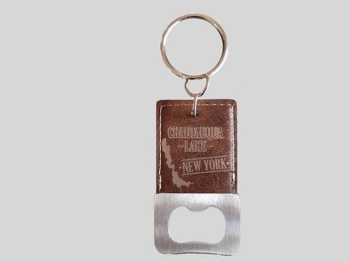 Chautauqua Lake Bottle Opener/ Keyring- New York