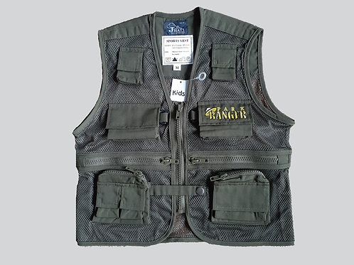 Fishing/Park Ranger Child's Vest