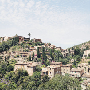 Getaway to Deià - happy chic village