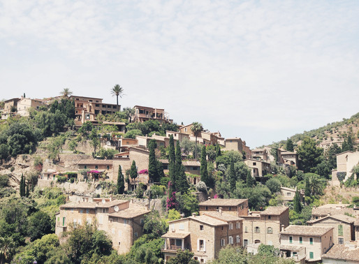 Getaway to Deià - happy chic village in the mountains