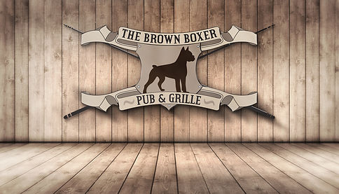 Brown-Boxer-South-Logo-Mock-Up-On-Wood.j