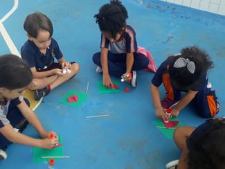 Infantil II - Preparativos para o Dia Internacional da Mulher