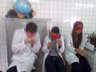 Aula de Ciências - 8° ano B