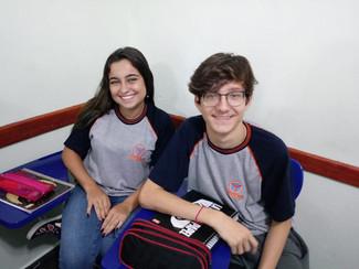 VOLTA AS AULAS - Ensino Médio