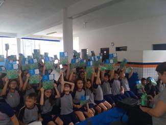 Fund I e II tarde - Dia Mundial da água