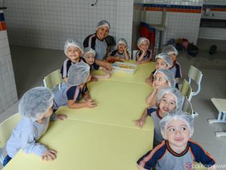 Salada de Frutas - Maternal - Prô Joana