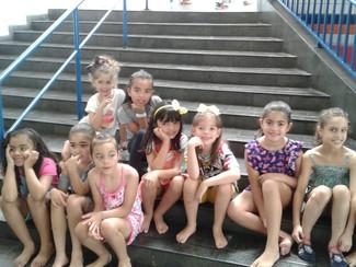 Festa de encerramento Infantil e 1° ano