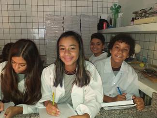 6° ano A - Aula de Ciências Prof. Carlos