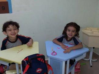 Educação Infantil - Início das aulas