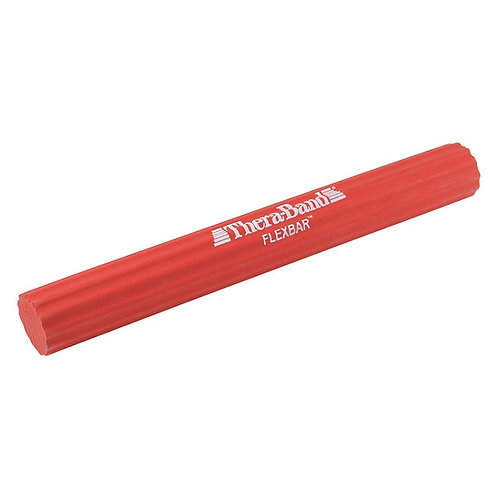 Thera-Band FlexBar - Red - 10lbs. of Resistance