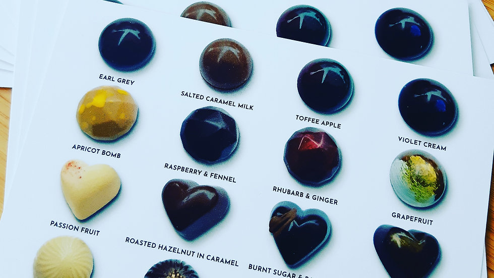 Chocolate Selection - Ballotin