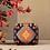 Thumbnail: Blue Orange Patola Clutch