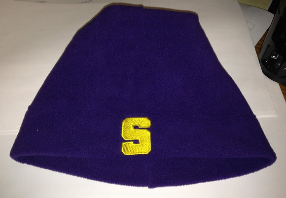 Purple Stocking Cap