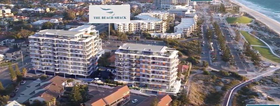 The Beach Shack Apartments